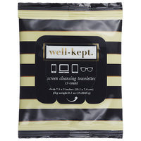 Well-kept. Well-Kept Screen Cleansing Towelettes Buckhead 15 towelettes