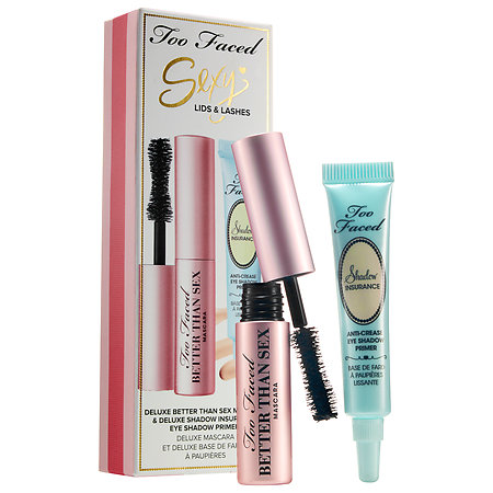 Too Faced Sexy Lids and Lashes Set