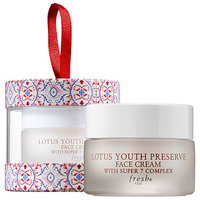 Fresh Lotus Youth Preserve Face Cream Ornament