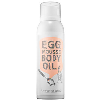 Too Cool For School Egg Mousse Body Oil 5.07 oz