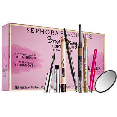 Sephora Favorites Brow Raising Brow Wardrobe