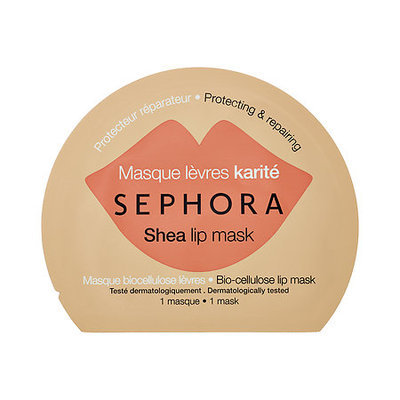SEPHORA COLLECTION Lip Mask Shea - Protects and soothes