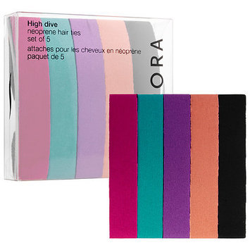 SEPHORA COLLECTION High Dive Neoprene Hair Ties