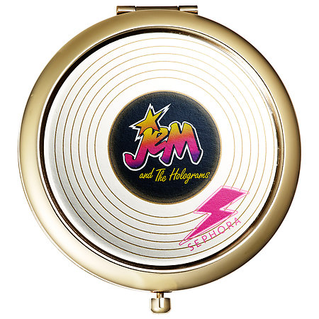 SEPHORA COLLECTION Jem and The Holograms Collection Truly Outrageous Compact Mirror