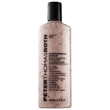 Peter Thomas Roth Strawberry Scrub Fruit Enzyme Polisher 8.5 oz