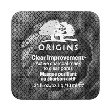 Origins Clear Improvement(TM) Active Charcoal Mask To Clear Pores 0.34 oz
