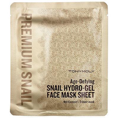 TONYMOLY Age-Defying Snail Hydro-Gel Face Mask Sheet