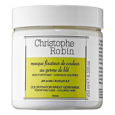 Christophe Robin Color Fixator Wheat Germ Mask
