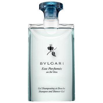 Bvlgari Eau Parfumee Blue Tea Shampoo and Shower Gel 6.8 oz