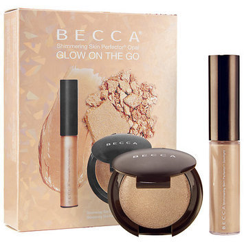 BECCA Shimmering Skin Perfector Opal Glow On The Go Set