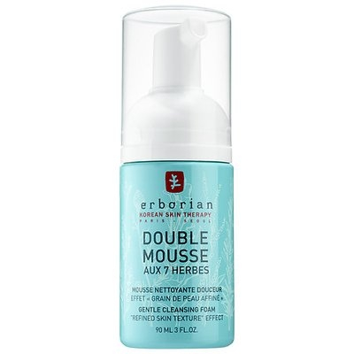 Erborian Double Mousse Gentle Cleansing Foam 3 oz