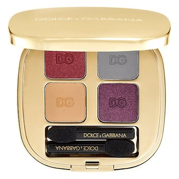 Dolce & Gabbana The Eyeshadow Smooth Eye Colour Quad Fall Harvest