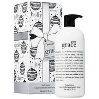 philosophy pure grace firming body emulsion, 32 oz