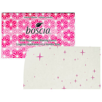 boscia Pink Peppermint Blotting Linens 100 sheets
