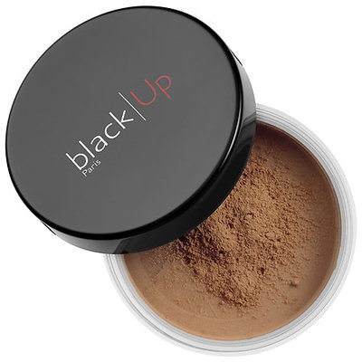 Black Up Loose Powder