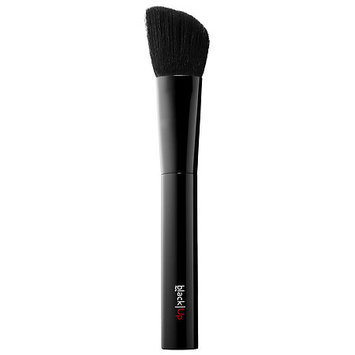 Black Up Angled Blush Brush