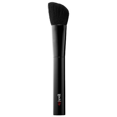 Black Up Angled Blush Brush
