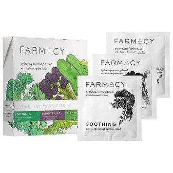 Farmacy Clear Day Mask Medley