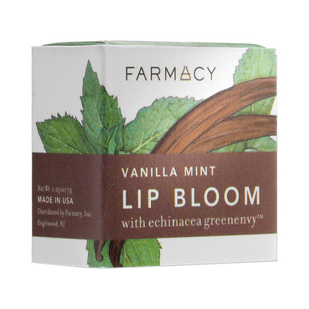 Farmacy Lip Bloom Vanilla Mint 0.25 oz