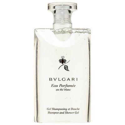 Bvlgari Eau Parfumee Au Theacute Blanc Shampoo And Shower Gel