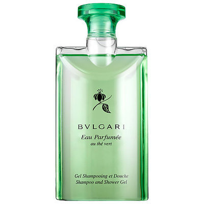 Bvlgari Eau Parfume Au Theacute Vert Shampoo And Shower Gel