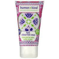 Human And Kind Human+Kind All-in-One Hand+Elbow+Foot Cream