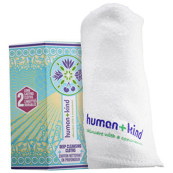 Human And Kind Human+Kind All-in-One Deep Cleansing Cloths