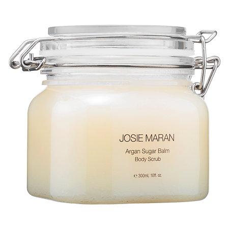 Josie Maran Argan Sugar Balm Body Scrub 10 oz