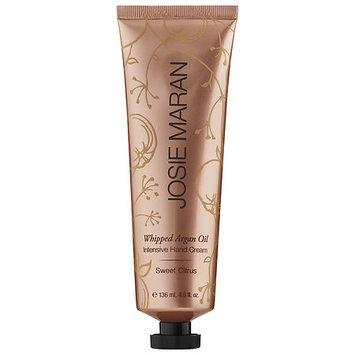 Josie Maran Whipped Argan Oil Intensive Hand Cream Sweet Citrus 5 oz