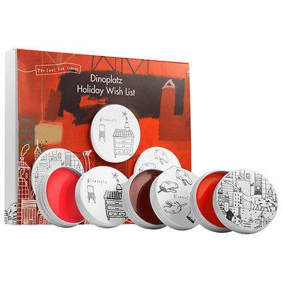 Too Cool For School Dinoplatz Holiday Wish List Lip Balm Trio Pinky Pie\ Spilled Wine\ Beet Jam 3 x 0.45 oz