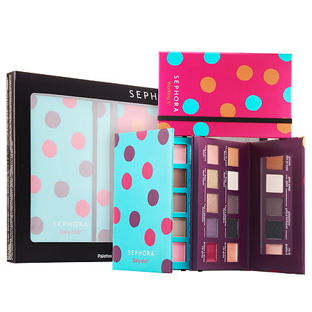 SEPHORA COLLECTION My Beauty Notebooks: Eye, Face & Lip Palettes