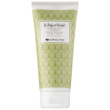 Origins A Perfect World(TM) Creamy Body Cleanser With White Tea 6.7 oz