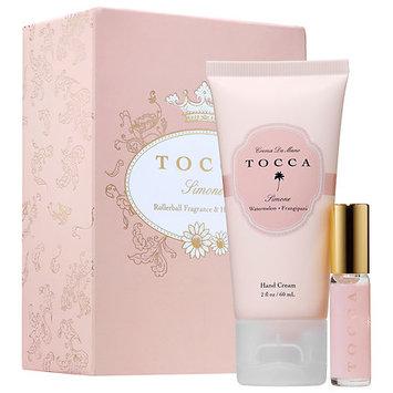 Tocca Simone Travel Essentials Set