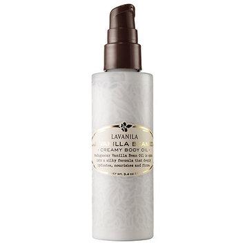 LAVANILA Vanilla Bean Hand & Body Salvation Creamy Body Oil 3.4 oz