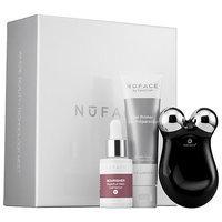 NuFACE LBD Mini Facial Toning Device + Nourisher Serum