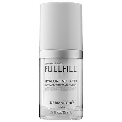Dermarche Labs FullFill Hyaluronic Acid Topical Wrinkle Filler