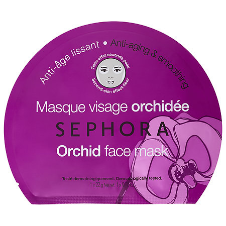 SEPHORA COLLECTION Face Mask Orchid Anti-Aging & Smoothing