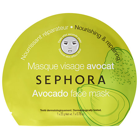 SEPHORA COLLECTION Face Mask Avocado Nourishing & Repairing