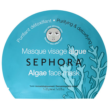 SEPHORA COLLECTION Face Mask Algae Purifying & Detoxifying