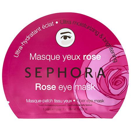 SEPHORA COLLECTION Eye Mask Rose - Ultra-moisturizing & Brightening