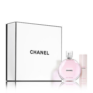CHANEL CHANCE EAU TENDRE Travel Spray Gift Set