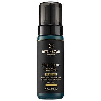 Rita Hazan Ultimate Shine Gloss Blonde - revives color & enhances shine for golden blondes & highlights 5 oz