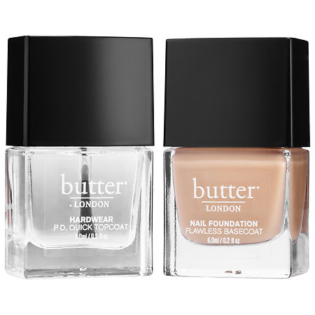 butter LONDON Flawless Finish Set