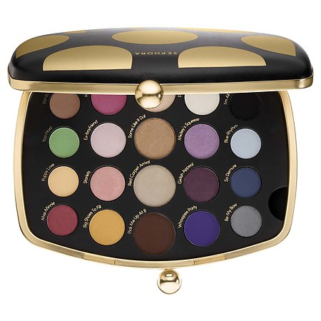 SEPHORA COLLECTION Disney Minnie Beauty: Minnie's World in Color Eyeshadow Palette Color Eyeshadow Palette