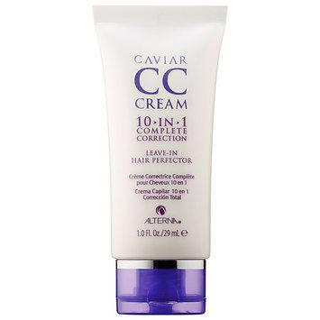 ALTERNA Haircare CAVIAR CC Cream for Hair 10-in-1 Complete Correction 1 oz