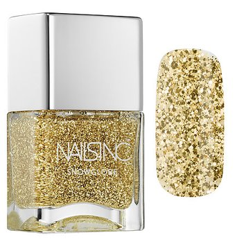 Nails Inc. Nails Inc Snowglobe Nail Polish, New Globe Walk, 14ml