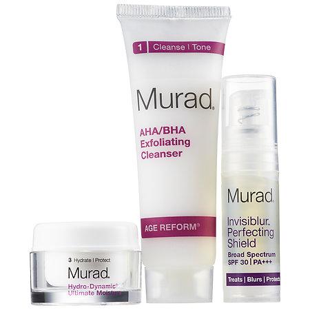 Murad Age Reform Beautiful Youthful Skin Set