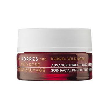 Korres Wild Rose + Vitamin C Advanced Brightening Sleeping Facial 0.51 oz