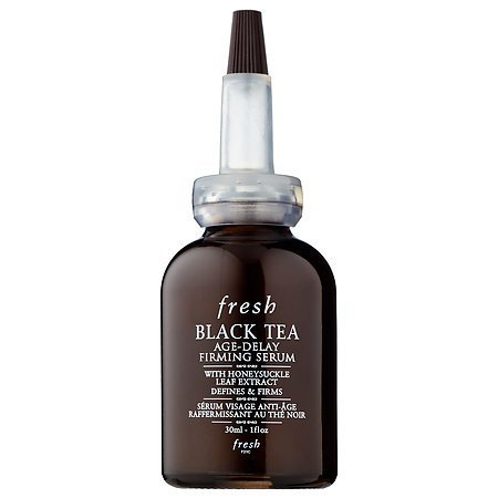 Fresh Black Tea Age-Delay Firming Serum 1 oz