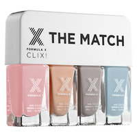 Formula X The Match CLIX! Fair/ Light - 4 x 0.1 oz